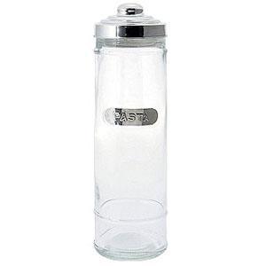 【ダルトン】DULTON パスタジャー [1222] ■ パスタ 収納 ガラス スパゲティ キャニスター 保存容器 容器 パスタケース パスタポット アメリカン雑貨