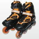 RIP SLIDEアジャスタブルインラインスケート《カラー/オレンジ》
