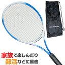 硬式テニスラケット 初心者用 HB-19 (カラー/ブルー)