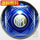 インテル・ミラノ(INTER)4号合皮サッカーボール≪カラー/ブラックブルー≫【あす楽】【