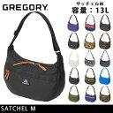 GREGORY/グレゴリー ショルダーバック サッチェルM SATCHEL M 日本正規品 メンズ レディース アウトドア