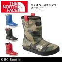 【ノースフェイス/THE NORTH FACE】 ブーティー キッズ キッズベースキャンプブーティー(キッズ) K BC Bootie NFJ51641【NF-...