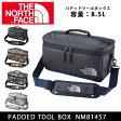 ノースフェイス THE NORTH FACE ツールボックス パデッドツールボックス PADDED TOOL BOX カメラバッグ nm81457【NF-BAG】