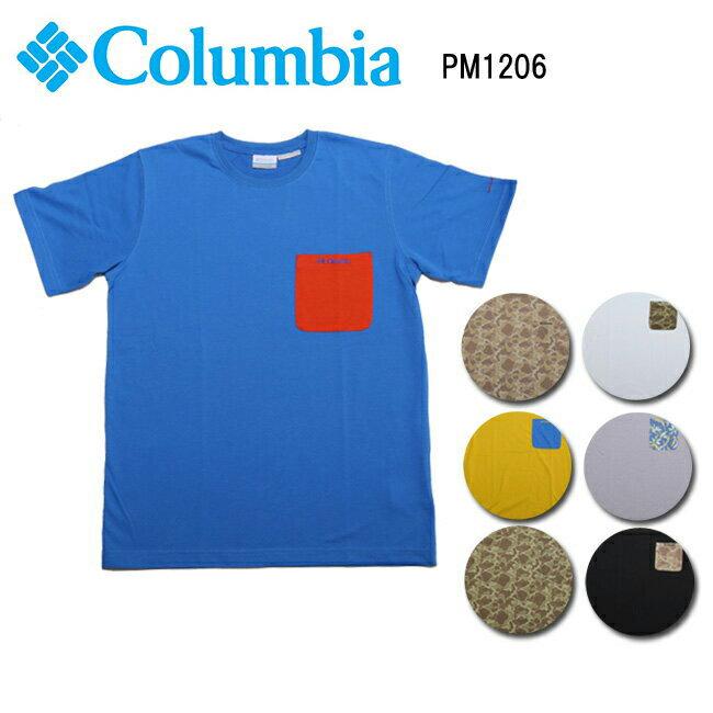 コロンビア  Tシャツ ポーラーパイオニアクルー