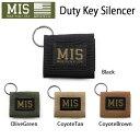 即日発送 【MIS/エムアイエス】 キーケース Duty Key Silencer MIS-8542【メール便・代引不可】 お買い得!