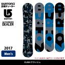 2017 BURTON バートン スノーボード 板 クラッシュ CLASH 【板】 align=