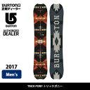 2017 BURTON バートン スノーボード 板 トリックポーニー TRICK PONY 【板】 align=