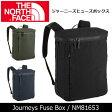 ノースフェイス THE NORTH FACE ジャニーズヒューズボックス Journeys Fuse Box NM81653 【NF-BAG】 バックパック