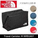 ノースフェイス THE NORTH FACE ポーチ トラベルキャニスターM Travel Canister M NM91607 【NF-HEAD・ACC】
