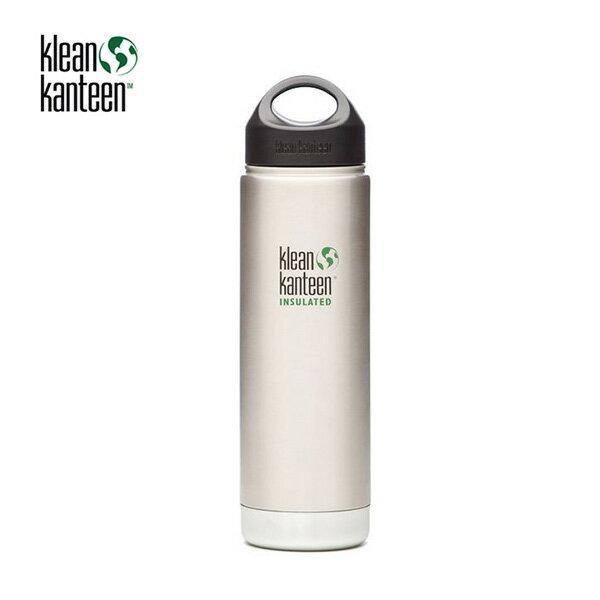 Klean Kanteenボトルワイドインスレート 20oz