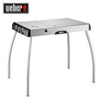we12916005【Weber/ウェーバー】ポータブルチャコールテーブル12916005日本正規品BBQバーベキュー七輪テーブル