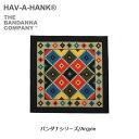 【HAVE A HANK/ハバハンク】 バンダナ/バンダナシリーズ/Argyle