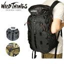 【ワイルドシングス/WILDTHINGS】 デイパック FLAP PACK/WT080035 お買い得! 【highball】