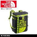 ノースフェイス THE NORTH FACE BCヒューズボックス BC FUSE BOX (KS)ブラック×スプルースグリーン NM81630-KS 【NF-...