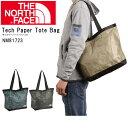 ノースフェイス THE NORTH FACE トートバッグ Tech Paper Tote Bag テックペーパートートバッグ NM81723 【NF-BAG】...