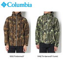 コロンビア Columbia ジャケット ヘイゼンハンティングパターンドジャケット Hazen Hunting Patterned Jacket PM3911 【服】ジャンパー 日本正規品 メンズ