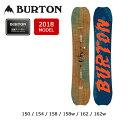【スマホエントリーでP10倍3/1 09:59迄】2018 BURTON バートン スノーボード 板 トリックポーニー TRICK PONY 【板】 MENS メンズ align=