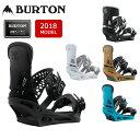 2018 BURTON バートン ビンディング MALAVI...
