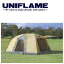 2018年限定商品 ユニフレーム UNIFLAME テント ...