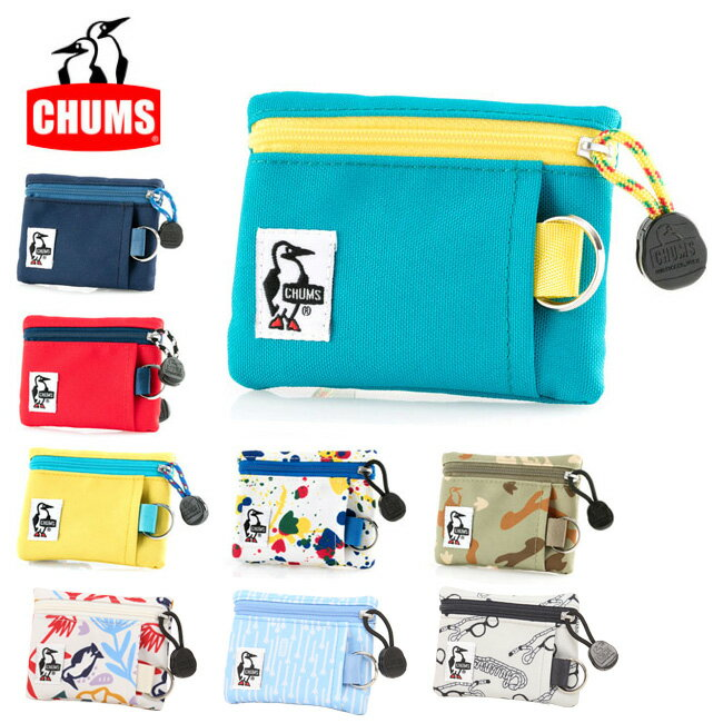 チャムス chums 財布 エコキーコインケース Eco Key Coin Case CH60-0856 【雑貨】サイフ 財布 小銭入れ【メール便・代引不可】