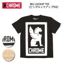 CHROME クローム Tシャツ BIG LOCKUP TE...