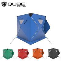【楽天カード使用で最大P7倍!23日20時から】QUBE TENT キューブテント 3Person Tent 三人用テント 【ワンタッチテント/クイックピッチテント】 【highball】の画像