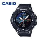 CASIO カシオ PRO TREK smart WSD-F20-BK 【腕時計/アウトドア/ハイキング】