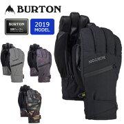 2019 BURTON バートン GORE-TEX Under Glove + Gore Warm Technology 103541 【グローブ/スノーボード/日本正規品/メンズ/GORE-TEX】 【highball】