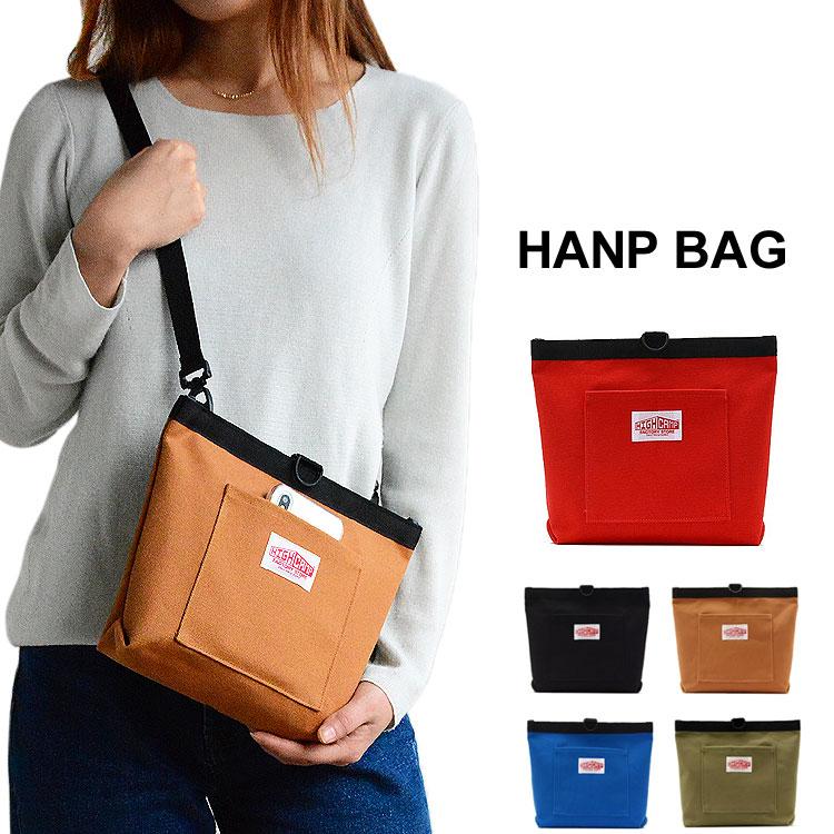 スマホポーチ スマホバッグ 「HANPBAG-01」Canvas BAG for Smart Phone 全機種対応 帆布 マルチポーチ 斜め掛け ショルダー ウエストバッグ 布製 軽量