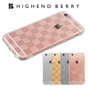 iPhone 6/6s Plus 5.5インチ ケース Highend berry(ハ