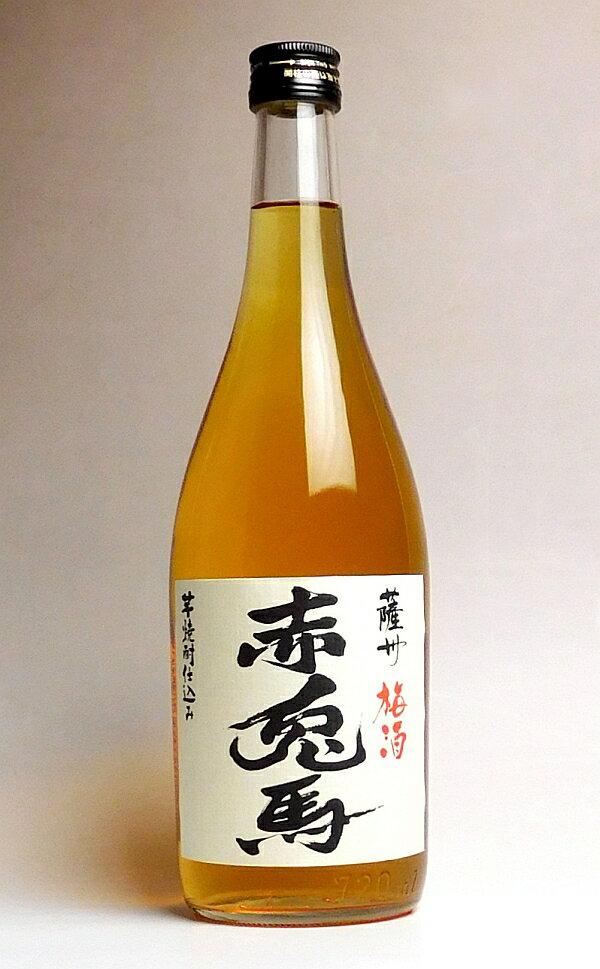 赤兎馬梅酒14度720ml 【濱田酒造】【梅酒 ...の商品画像