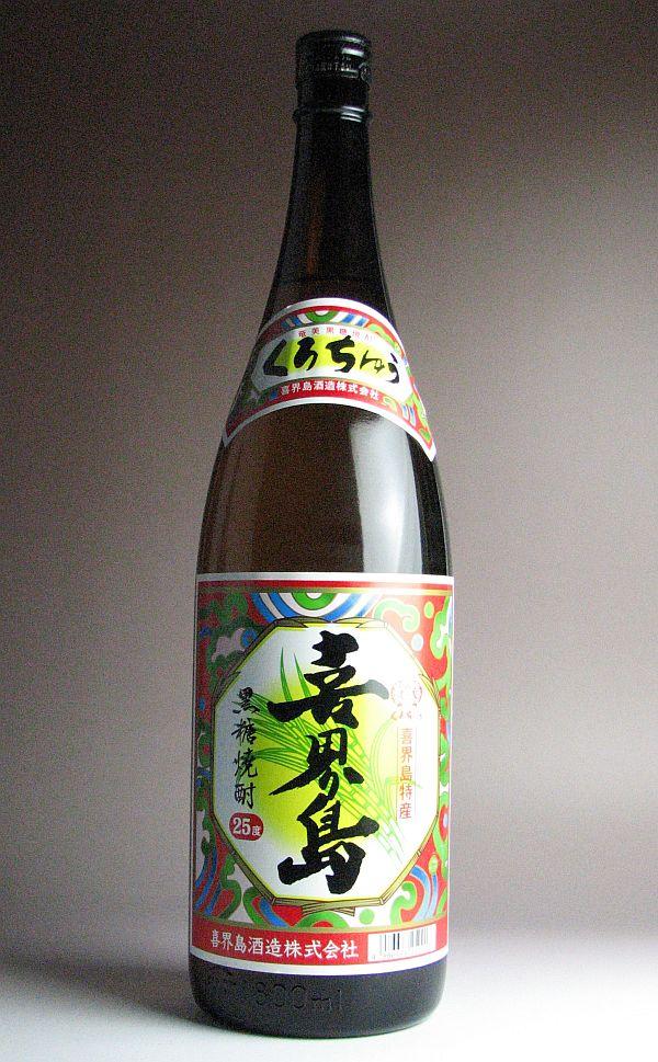 喜界島25度1800ml 【喜界島酒造】【黒糖焼...の商品画像