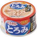 いなば チャオ とろみ ささみ・かつお ホタテ味 80g×24缶〔17010803cw〕