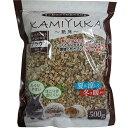 クリーンモフ 小動物用床材 KAMIYUKA 〜紙床〜 ブラウン 500g