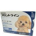 ショッピングフロントラインプラス 犬用 フロントライン プラス ドッグ S 5〜10kg未満 6本入(0.67ml×6) [犬用]