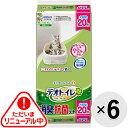 【セット販売】1週間消臭・抗菌デオトイレ 取りかえ専用 消臭・抗菌シート 20枚×6袋