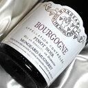 ドメーヌ・モンジャール・ミュニュレ ブルゴーニュ ピノ・ノワール '13 Domaine Mongeard Mugneret Bourgogne Pino Noir [2013年] フランスワイン/ブルゴーニュ/赤ワイン/ミディアムボディ/750ml 【ピノノワール】