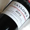 テイラー レイトボトルド ヴィンテージ・ポート [2012] Tailor's Late Bottled Vintage Port [2012年] ポルトガルワイン/ドウロ/赤ワ..