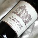 ショッピングクラランス ル・クラランス ド・オーブリオン [2012] Le Clarence de Haut Brion [2012年] フランスワイン/ボルドー/グラーヴ/赤ワイン/フルボディ/750ml
