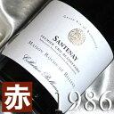 1986 (昭和61年)サントネー ボールペール コレクション ベレナム 1986 Santenay Beaurepaire Collection Bellenum 1986年 フランス/ブルゴーニュ/赤ワイン/ミディアムボディ/750ml お誕生日 結婚式 結婚記念日のプレゼントに生まれ年のワイン!