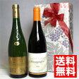 【送料無料・ポイント10倍】【ギフトボックス入り・ラッピング無料・メッセージカード付き】20周年のお祝い・プレゼントに、1996年の赤・白ワイン 2本セット[1996]【誕生年・ビンテージワイン・ヴィンテージワイン・生まれ年ワイン・成人・二十周年】
