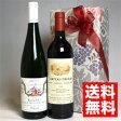 【送料無料・ポイント10倍】【ラッピング無料・メッセージカード付き】二十周年のお祝い・プレゼントに、1996年の赤・白ワイン 2本セット[1996]【誕生年・ビンテージワイン・ヴィンテージワイン・生まれ年ワイン・成人・二十周年】