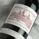 シャトー・コス・デストゥルネル  [1997]Chateau Cos D'Estournel [1997年]フランスワイン/ボルドー/サンテステフ/赤ワイン/フルボディ/750ml 【通販】