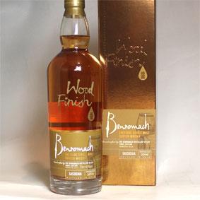 ベンロマック サシカイア ウッドフィニッシュ[2010] 箱付き(並行品)/700ml/45度/オフィシャル Benromach Sassicaia Wood [2010年] スコッチウイスキー/シングルモルト/スペイサイド Single Highland Malt Scotch Whisky