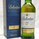 ショッピングスキー バランタイン 17年 箱付き(並行品) Ballantine's Aged 17 Years The Original Blended Scotch Whisky スコットランド/スコッチウイスキー