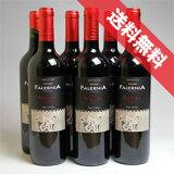 【送料無料】ビーニャ・ファレルニア サンジョヴェーゼ 6本セットVina Falernia Falernia Sangiovese チリワイン/赤ワイン/ミディアムボディ/750ml×6 【楽天 通販 販売】【まとめ買い 業務用にも!】