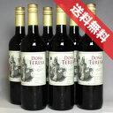 【送料無料】カンポス レアレス ドーニャ テレサ ティント 6本セットBodegas Campos Reales Dona Teresa Tinto スペインワイン/ラ マンチャ/赤ワイン/ライトボディ/750ml×6