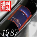 【送料無料】生まれ年[1987]のプレゼントに最適!最速出荷可能赤ワイン+800円で木箱入りラッピング【メッセージカード対応可】