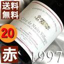 【送料無料】[1997](平成9年)コート ド・ニュイ ヴィラージュ [1997]Cote de Nuits Village Rouge [1997年]フランス/ブルゴーニュ/赤ワイン/ミディアムボディ/750mlお誕生日・結婚式・結婚記念日のプレゼントに誕生年・生まれ年のワイン!