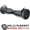 バランススクーター Happy Run 8.5インチ 新モデル オフロード仕様タイヤ 充電式 電動立...